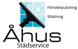 Åhus Städservice HB Logo
